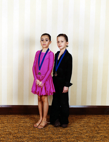 Ballroom Dancers. ©Jasmine Bakelarz