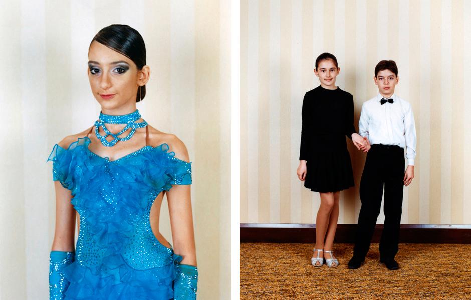 Ballroom Dancers. ©Jasmine Bakalarz.