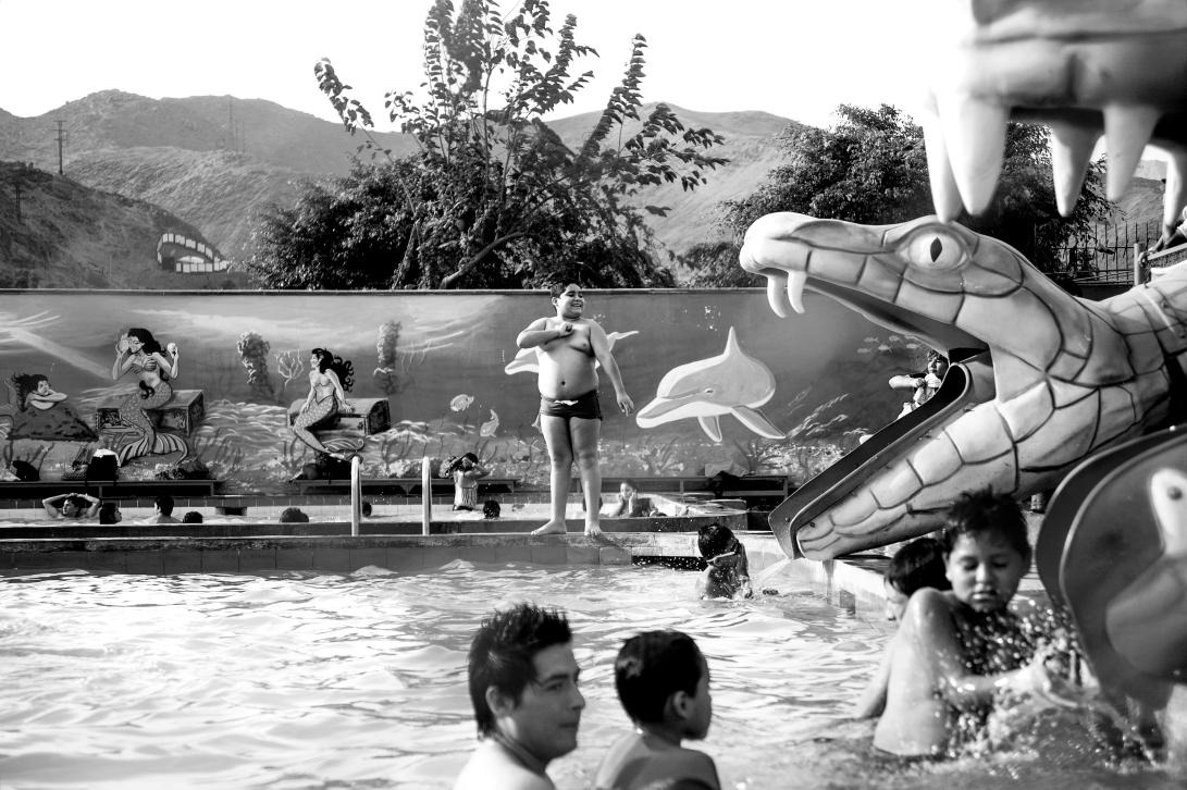 De la serie, Aguas Populares. ©Rochi León