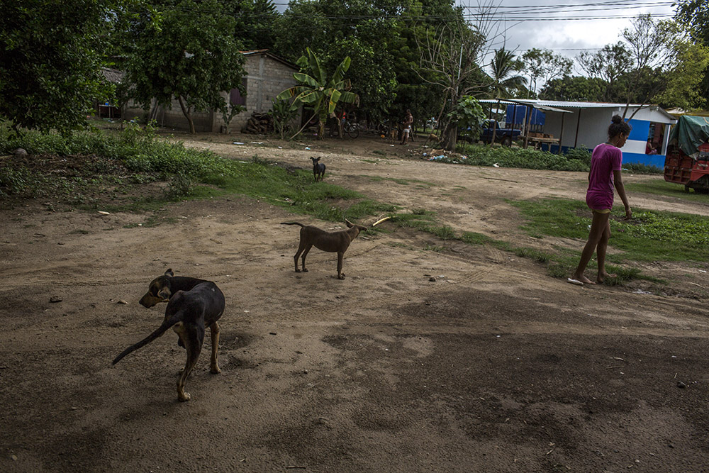 Jose Maria Morelos, Oaxaca, August 22nd,2014: Black community in Oaxaca's Costa Chica. Photograph by © Adriana Zehbrauskas for The New York Times
